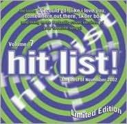 Hit List!, Vol. 7: The Best of November 2002