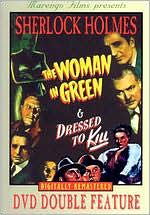 Woman in Green / Dressed to Kill