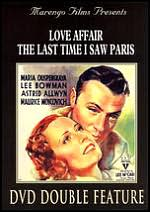 Love Affair/the Last Time I Saw Paris
