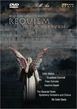 The Bavarian Radio Symphony Orchestra and Chorus/Sir Colin Davis: Mozart - Requiem