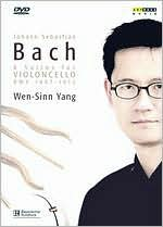 Wen-Sinn Yang: Bach - 6 Suites for Violin and Cello
