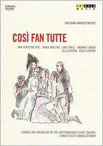 Cosi Fan Tutte (Drottningholm Court Theatre)