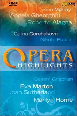 Opera Highlights, Vol. 1