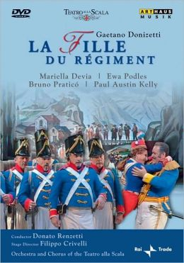 La Fille du Régiment (Teatro alla Scala)