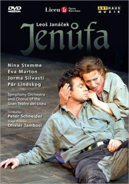 Jenufa (Gran Teatre del Liceu)