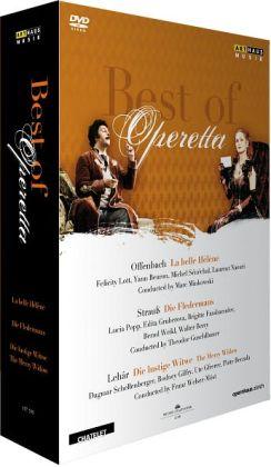 Best of Operetta: Le Belle Helene/Die Fledermaus/Die Lustige Witwe