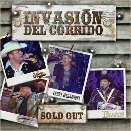 Invasion del Corrido: Sold Out [CD/DVD]