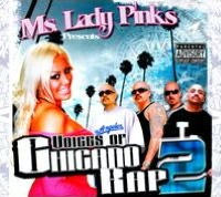 Ms. Lady Pinks Presents: Voices of Chicano Rap, Vol. 2