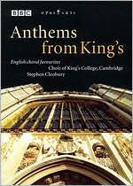Anthems From King's College Choir Cambridge