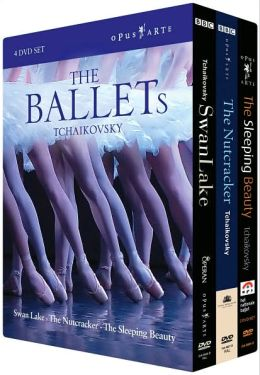 Ballets: Nutcracker / Swan Lake / Sleeping Beauty