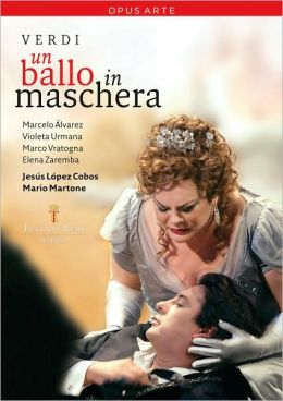 Un Ballo in Maschera (Teatro Real Madrid)