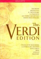 Verdi Edition: 12 Great Operas