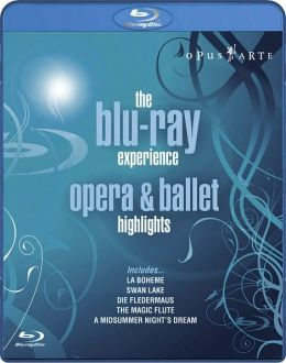 Opera and Ballet: The Blu-ray Experience
