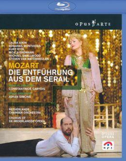 Mozart: Die Entfuhrung Aus dem Serail (Het Musiektheater)