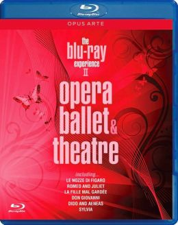 The Blu-ray Experience, Vol. 2: Opera, Ballet & Theatre