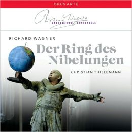 Richard Wagner: Der Ring des Nibelungen