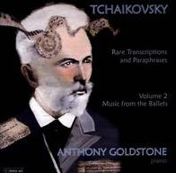 Tchaikovsky: Rare Transcriptions & Paraphrases, Vol. 2 - Music from the Ballets