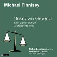 Michael Finnissy: Unknown Ground