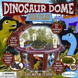 Dinosaur Dome Terrariums