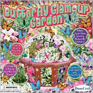 Butterfly Glamour Garden Dome Themed Terrarium