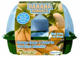 Banana Bonanza Sprout n' Grow Edible Greenhouse