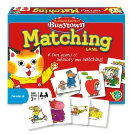 Richard Scarry Busytown Matching Game