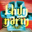 CD Cover Image. Title: Khun Narin's Electric Phin Band, Artist: Khun Narin