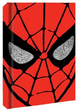 Spider-Man Eyes 6 x 8 Hard Cover Journal