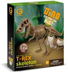 T-Rex Skeleton Dino Excavation Kit