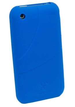 iPhone 3G/3GS Wrapz Case in Blue