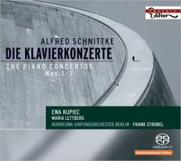 Alfred Schnittke: The Piano Concertos Nos. 1 - 3