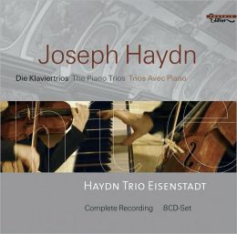Haydn: The Piano Trios [Box Set]