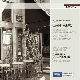 Joseph Haydn: Cantatas