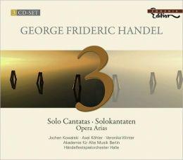 Handel: Solo Cantatas: Opera Arias