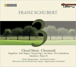 Schubert: Choral Music
