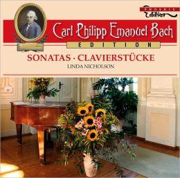 C.P.E. Bach: Sonatas; Clavierstücke