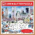 Product Image. Title: 1000 Pc Puzzle Central Park Michael Storrings