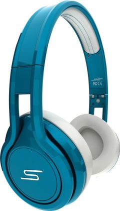 STREET by 50 On-Ear Wired Headphones-Teal