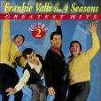 CD Cover Image. Title: Greatest Hits, Vol. 2, Artist: Frankie Valli & the Four Seasons