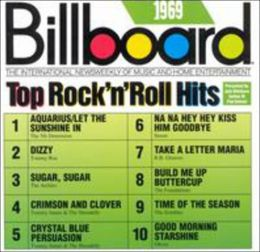 Billboard Top Rock & Roll Hits: 1969