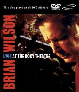 Live at the Roxy Theatre [DVD Audio]