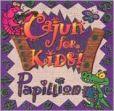 CD Cover Image. Title: Cajun for Kids, Artist: Papillion