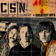 CD Cover Image. Title: Greatest Hits, Artist: Crosby, Stills & Nash