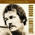 CD Cover Image. Title: Complete Greatest Hits, Artist: Gordon Lightfoot