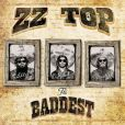 CD Cover Image. Title: Very Baddest of ZZ Top [One-CD], Artist: ZZ Top