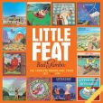 CD Cover Image. Title: Rad Gumbo: The Complete Warner Bros. Years 1971-1990, Artist: Little Feat