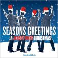 CD Cover Image. Title: Seasons Greetings: A Jersey Boys Christmas, Artist: Jersey Boys
