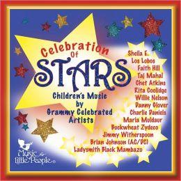 Celebration of Stars: Children's Music by Grammy Celebrated