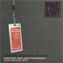 Pure Jerry: Lunt-Fontanne, NYC: The Best of the Rest - October 15-30, 1987