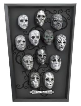 Harry Potter Death Eater Mask Collection